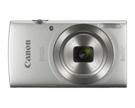 "Camara digital canon ixus 185 hs plata 20mp zoom 16x/ zo 8x/ 2.7"" litio/ videos hd/ fecha - Imagen 1"