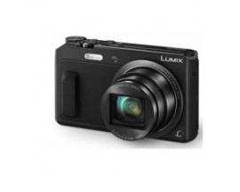 "Camara digital panasonic lumix tz57eg-k negra 16mp zoom 20x pantalla 3"" wifi full hd - Imagen 1"