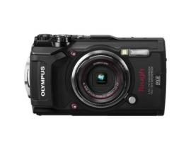 Camara digital olympus tg-5 negra 12mp /25-100mm