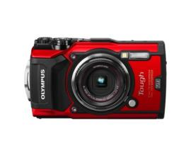 Camara digital olympus tg-5 roja 12mp /25-100mm