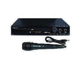 Dvd sobremesa con karaoke nevir nvr-2329 y microfono - Imagen 1