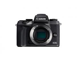 Camara digital reflex canon eos m5 body (solo cuerpo) cmos/ 24.2mp/ digic 7/ full hd/ wifi/ nfc/ bluetooth - Imagen 1