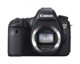 Camara digital reflex canon eos 6d body (solo cuerpo) cmos/ 20.2mp/ digic 5+/ 11 puntos enfoque/ wifi - Imagen 1