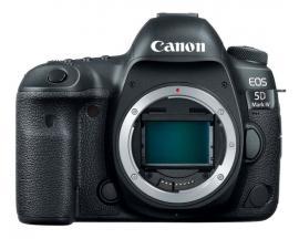 Camara digital reflex canon eos 5d mark iv body (solo cuerpo) cmos/ 30.4mp/ digic 6+/ 61 puntos de enfoque/ wifi/ gps/ nfc - Ima