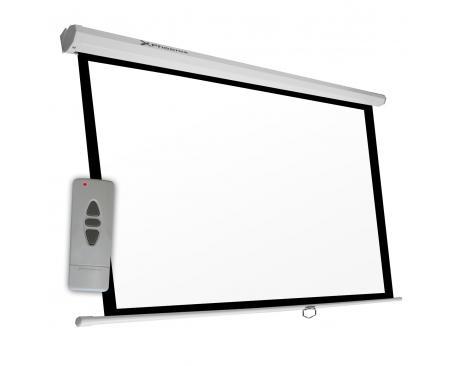 Pantalla electrica videoproyector pared y techo phoenix 100'' ratio 4:3 / 16:9 2m x 1.5 m posicion ajustable / carcasa blanca