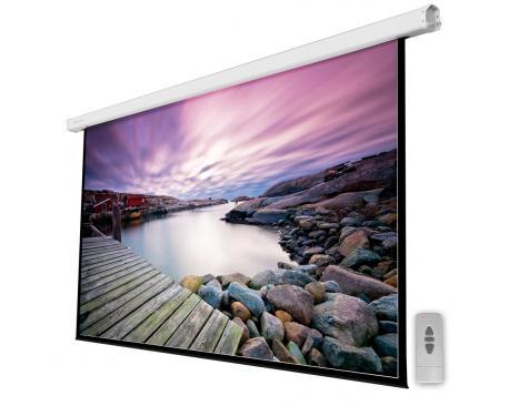 Pantalla electrica videoproyector pared y techo phpantalla-300 phoenix 169´´ ratio 1:1 / 4:3 / 16:9 3m x 3m posicion ajustable