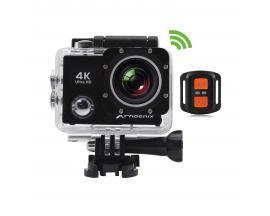 "Video camara sport phoenix xsport4k wifi pantalla 2.0"" 4k fhd resistente agua estabilizador de imagen micro hdmi control remoto"