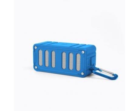 Altavoz mifa f6 azul bluethooth lector micro sd/ resistente al agua / nfc - Imagen 1