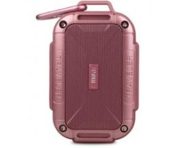 Altavoz mifa f7 rosa bluetooth / resitente al agua ipx6 / manos libres / sonido 360.