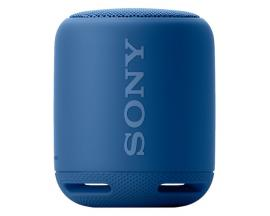 Altavoz sony srs-xb10b azul / inalambrico / bluetooth / nfc / resistente al agua