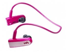 Reproductor mp3 2gb sony nw-zw202 rosa - Imagen 1