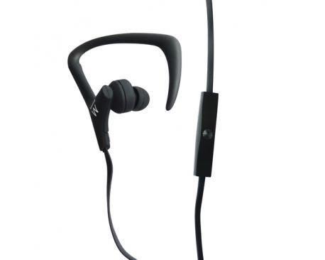 Auricular deportivo ewent ew3559 con microfono - Imagen 1
