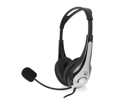 Auricular ewent ew3562 con microfono - Imagen 1