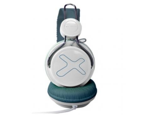 Auriculares con microfono phoenix 720 air azul - Imagen 1