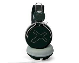 Auriculares con microfono phoenix 720 air gris