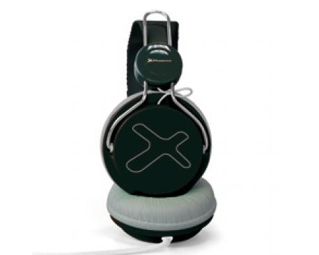 Auriculares con microfono phoenix 720 air gris - Imagen 1