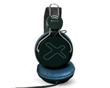 Auriculares con microfono phoenix 720 air negro - Imagen 1