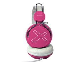 Auriculares con microfono phoenix 720 air rosa