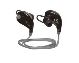 Auricular inalambrico denver bte-100 gris / bluetooth