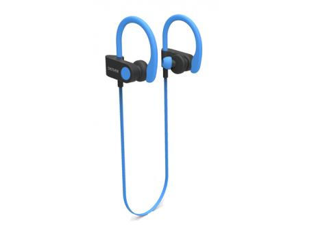 Auricular inalambrico denver bte-110 azul / bluetooth - Imagen 1