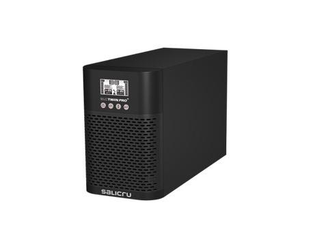 Sai online doble conversion salicru slc1500twin pro2 eco-mode 1500va 1350w autonomia 12' - Imagen 1