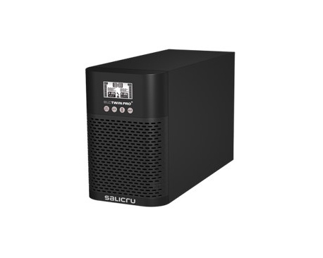 Sai online doble conversion salicru slc3000twin pro2 eco-mode 3000va 2700w autonomia 10' - Imagen 1