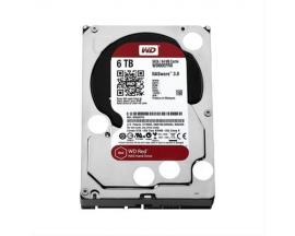 "HD 3.5"" WESTERN DIGITAL 6TB SATA3 64MB RED - Imagen 1"