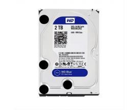 "HD 3.5"" WESTERN DIGITAL 2TB BLUE SATA3 64MB - Imagen 1"