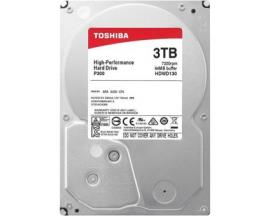 "Disco duro interno hdd toshiba hdwd130uzsva 3tb 3.5"" sata 7200rpm 6gb/s 64mb - Imagen 1"