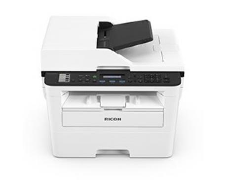 Multifuncion ricoh inyeccion monocromo sp 230sfnw fax/ a4/ 30ppm/ 64mb/ usb/ red/ wifi/ adf/ duplex impresion - Imagen 1