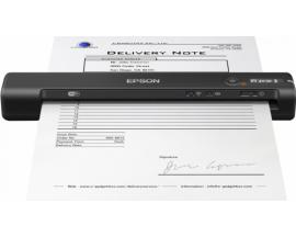 Epson WorkForce B11B253401 escaner 600 x 600 DPI Black A6 - Imagen 1