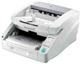 Canon imageFORMULA DR-G1130 600 x 600 DPI Escáner con alimentador automático de documentos (ADF) Blanco A3 - Imagen 1