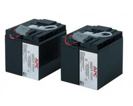 APC Replacement Battery Cartridge #55 batería recargable Ión de litio - Imagen 1