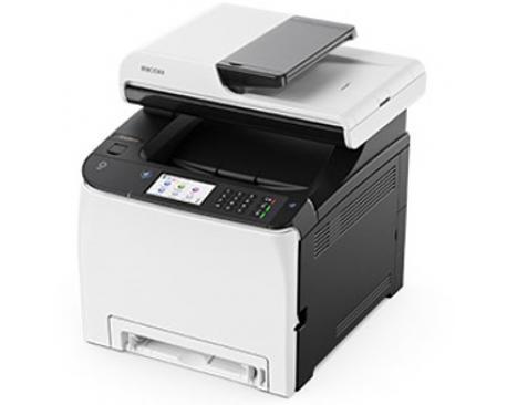Multifuncion ricoh inyeccion color sp 260sfnw fax/ a4/ 20ppm/ 256mb/ usb/ red/ wifi/ adf 35 hojas/ duplex - Imagen 1