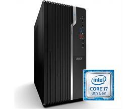 PC ACER VS2660G I7-8700 8GB 1TB W10 PRO - Imagen 1
