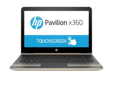 """Portatil hp pavilion x360 13-u003ns i3-6100u 13.3"""" tactil 4gb / 500gb / wifi / bt / w10 remarketing - Imagen 1"""
