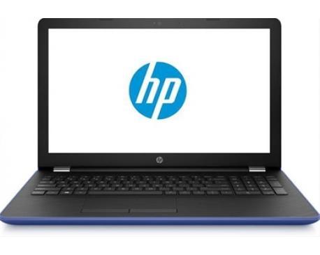"PORTATIL HP 15-BS524NS N3060 4GB 128GB 15"" W10H AZUL DESPRECINTADO - Imagen 1"