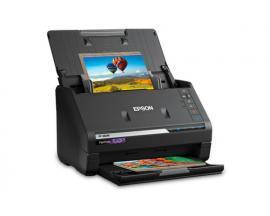 Epson FastFoto FF-680W 600 x 600 DPI Escáner alimentado con hojas Negro A4 - Imagen 1
