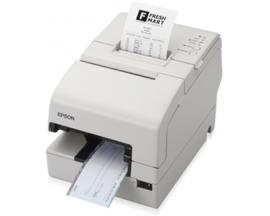 Epson TM-H6000IV (033A0): Powered USB, w/o PS, ECW, MICR - Imagen 1
