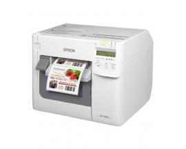 Epson TM-C3500 impresora de etiquetas Inyección de tinta Color 720 x 360 DPI - Imagen 1