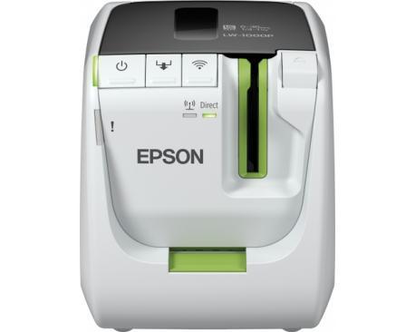 Epson LabelWorks LW-1000P impresora de etiquetas Transferencia térmica 360 x 360 DPI - Imagen 1