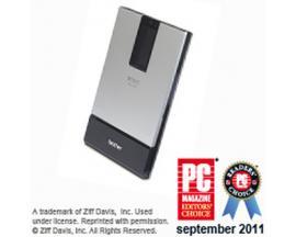 Brother MW-260A impresora de recibos Térmica directa Impresora portátil 300 x 300 DPI - Imagen 1