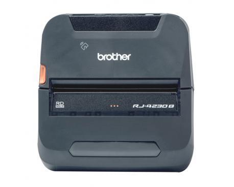 Brother RJ-4230B impresora de recibos Térmica directa Impresora portátil 203 x 203 DPI - Imagen 1