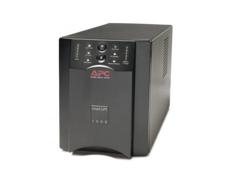 APC Smart-UPS 1500VA sistema de alimentación ininterrumpida (UPS) 1440 VA - Imagen 1