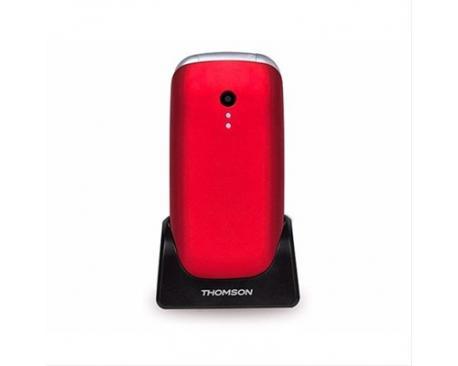 SMARTPHONE THOMSON SEREA63 ROJO· - Imagen 1