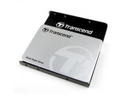 "Disco duro interno solido hdd ssd transcend ssd370 120 128gb 2.5"" mlc sata iii 6gb/s/ adaptador 3.5"" - Imagen 1"
