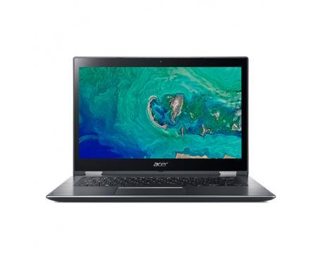 "Acer Spin 3 SP314-51-55ZA Gris Híbrido (2-en-1) 35,6 cm (14"") 1920 x 1080 Pixeles Pantalla táctil 1,60 GHz 8ª generación de proc"