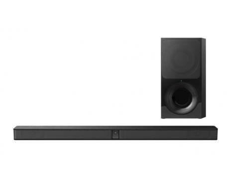 Barra de sonido sony ht-ct290 300w 2.1 - Imagen 1