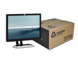 HP L1908W LCD 19 '' 16:10 · Resolución 1440x900 · Dot pitch 0.285 mm · Respuesta 5 ms · Contraste 1000:1 · Brillo 300 cd/m2 · Á