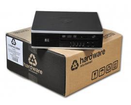 HP 8000 Elite USDT Intel Core 2 Duo E8500 3.16 GHz. · 4 Gb. SO-DDR3 RAM · 250 Gb. SATA · DVD · Ubuntu GNU/Linux - Imagen 1